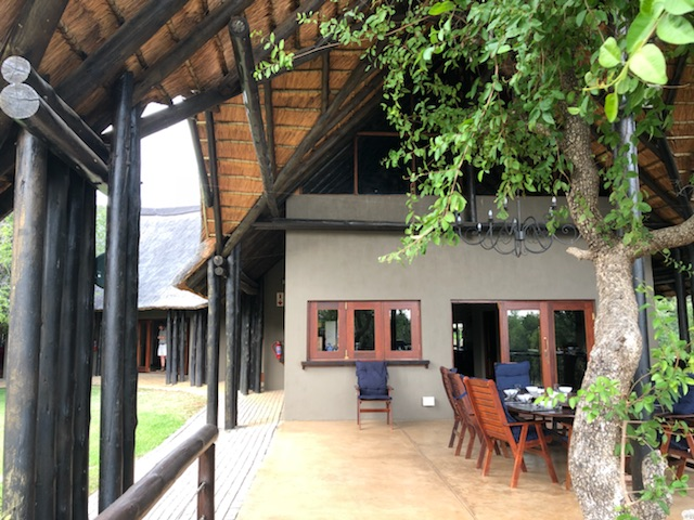 Black Rhino Park Thaba Lodge 2 hours north of Johannesburg